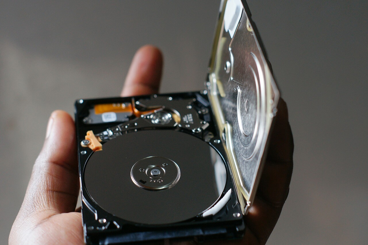 data recovery services for faulty hard drive and corrupted storage media