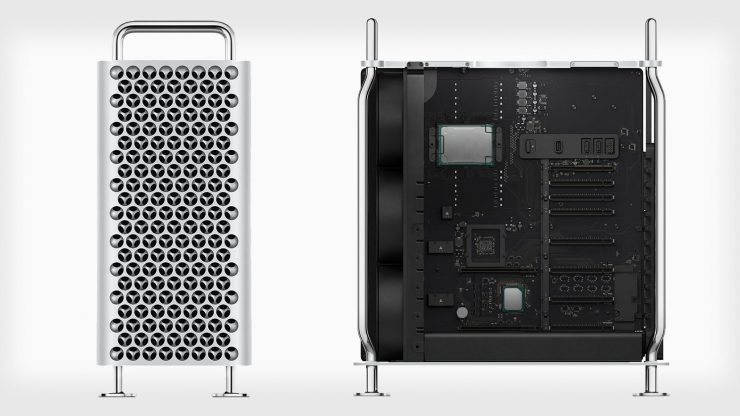 the new mac pro 2019